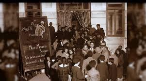 Millet mektepleri ne zaman açıldı?